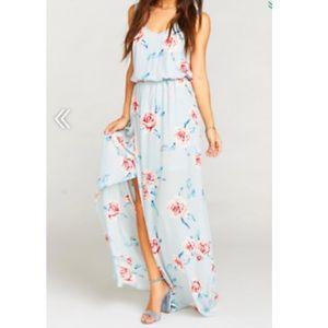 Show Me Your Mumu Kendall Maxi Floral Dress